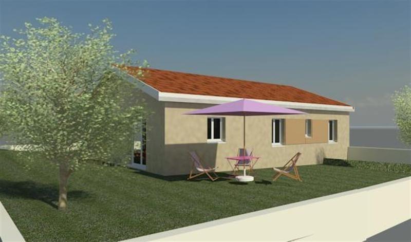 Maison  4 pièces + Terrain 600 m² Chanoz Châtenay (01400) par IMMOBILIER CECILE ROBIN