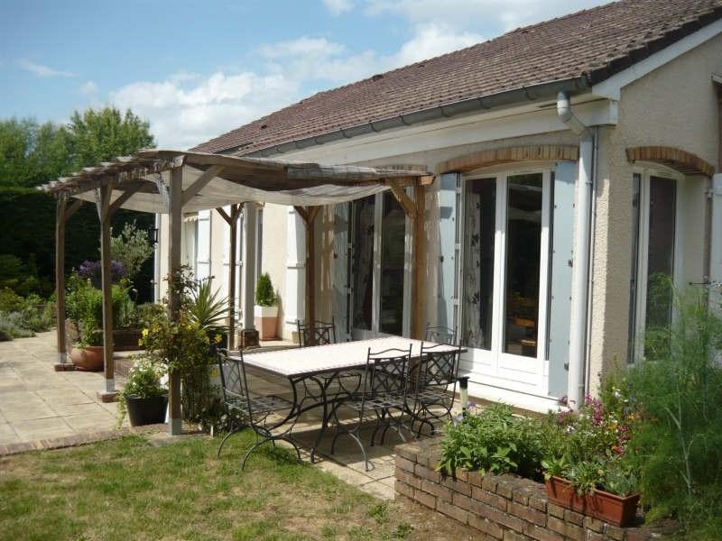 Sale house / villa Lesigny 399500€ - Picture 1