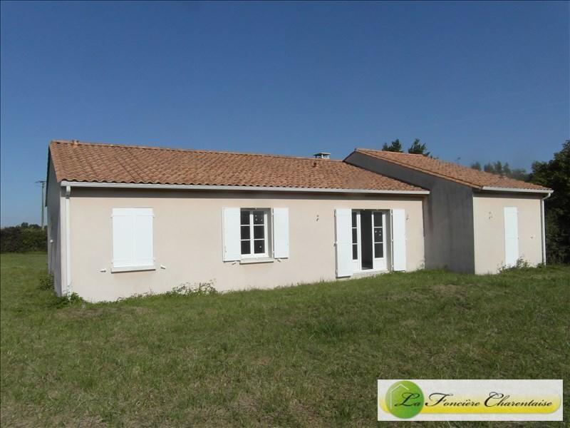 Vente maison / villa Aigre 118800€ - Photo 2