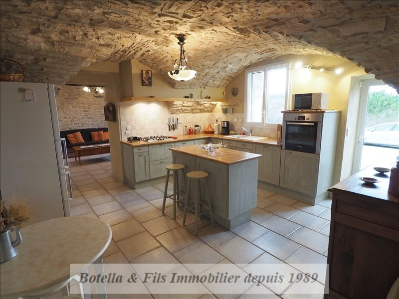 Verkoop van prestige  huis Barjac 798000€ - Foto 4