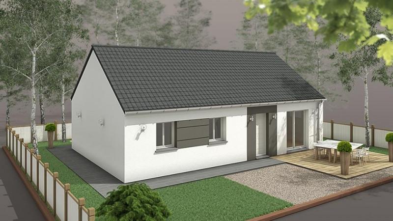Maison  4 pièces + Terrain 600 m² Gravigny par EXTRACO CREATION