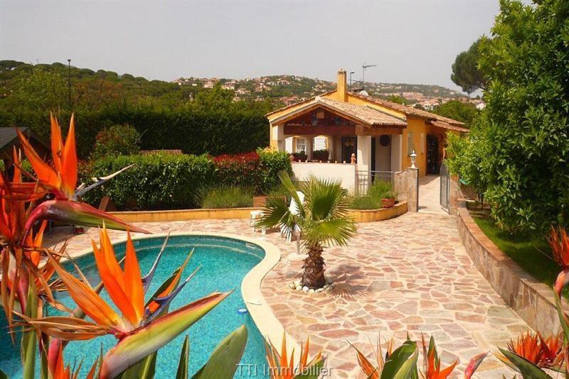 Sale house / villa Sainte maxime 833000€ - Picture 1
