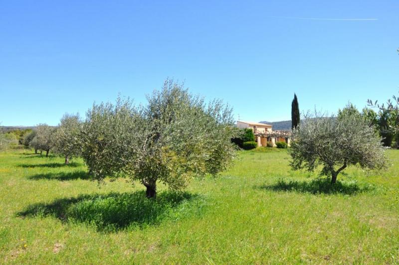Deluxe sale house / villa Aups 569000€ - Picture 1