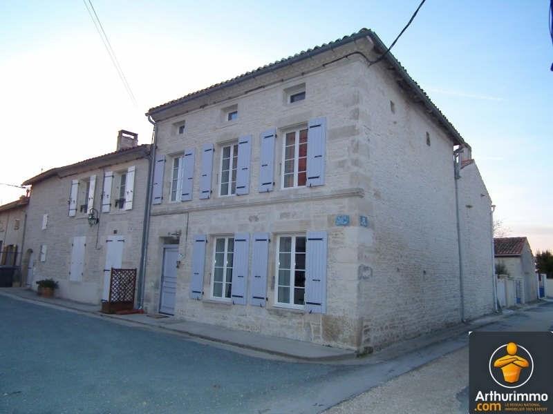 Vente maison / villa Matha 157620€ - Photo 2