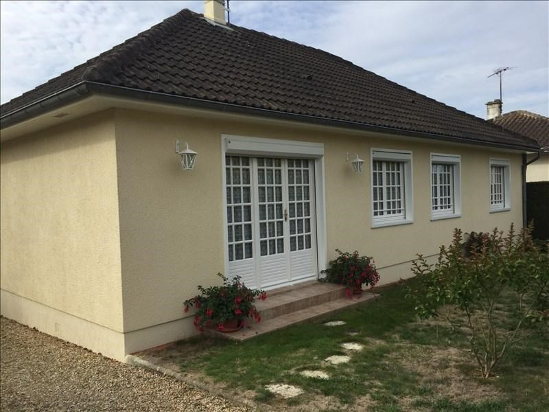 Vente maison / villa Roches premarie andille 168000€ - Photo 1
