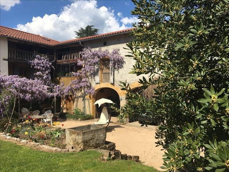 Venta  casa Sourcieux les mines 360000€ - Fotografía 2