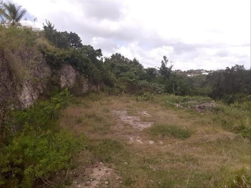 Vente terrain Le gosier 165000€ - Photo 2