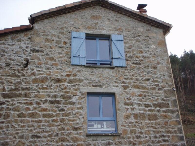 Venta  casa Boucieu le roi 252632€ - Fotografía 1
