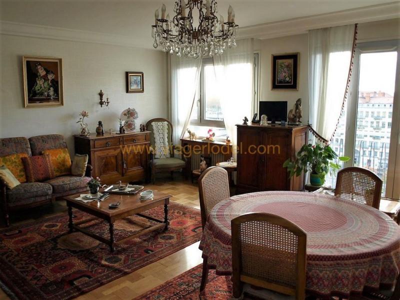 Vendita nell' vitalizio di vita appartamento Lyon 2ème 52500€ - Fotografia 2