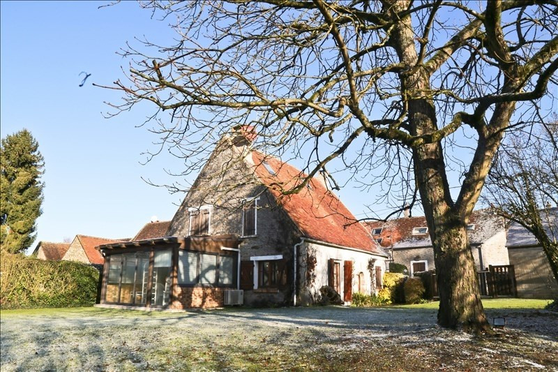 Vente maison / villa Lumigny nesles ormeaux 450000€ - Photo 1