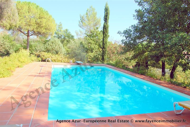 Vente de prestige maison / villa Le canton de fayence 875000€ - Photo 4