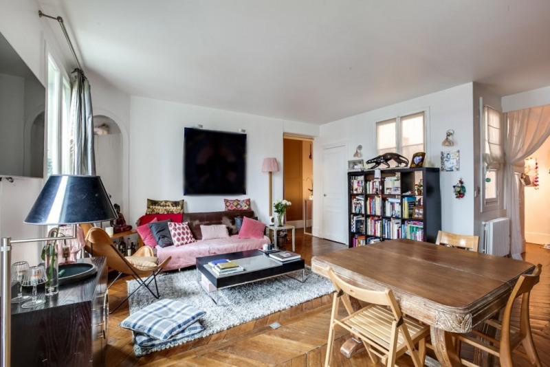 Vente de prestige appartement Paris 14ème 1 350 000€ - Photo 1