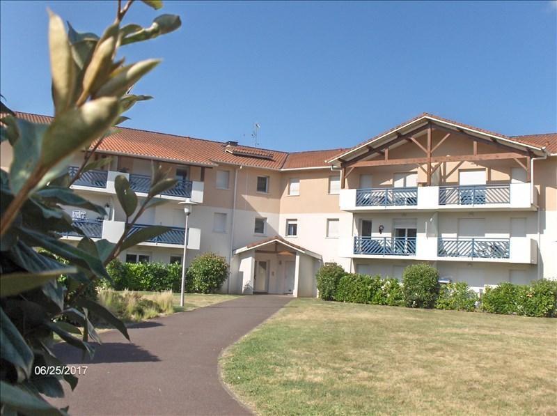 Sale apartment Dax 107000€ - Picture 1