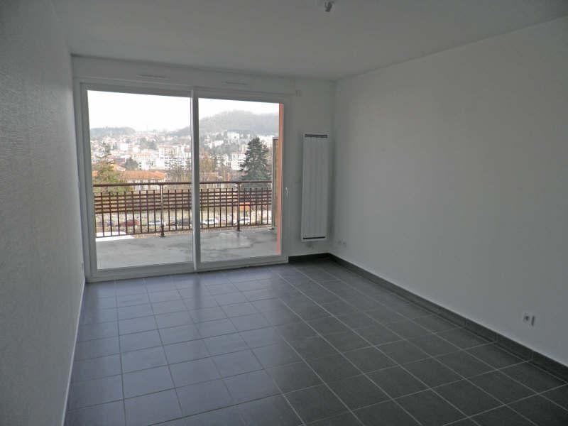 Location appartement Le puy en velay 501,75€ CC - Photo 1