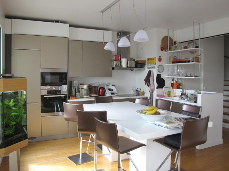 Deluxe sale apartment Boulogne billancourt 1250000€ - Picture 4