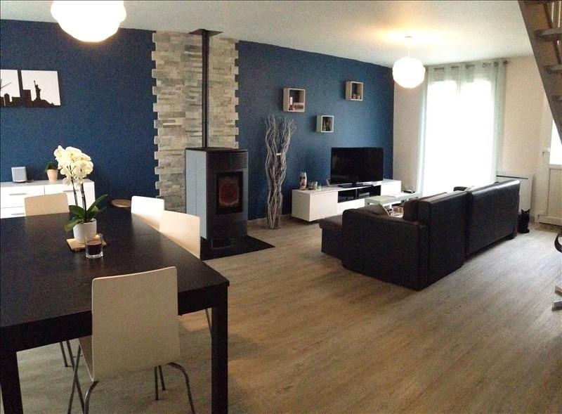 Vente maison / villa Nanteuil les meaux 270000€ - Photo 1