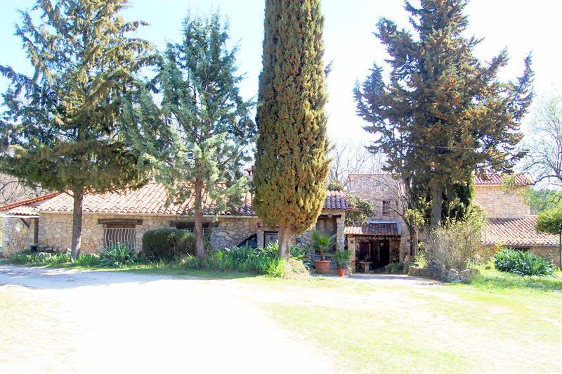 Revenda residencial de prestígio casa Tourrettes 1575000€ - Fotografia 10