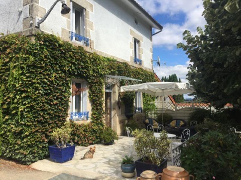 Sale house / villa St laurent les eglises 210000€ - Picture 1