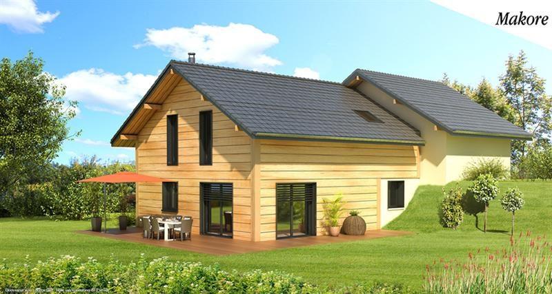 Maison  6 pièces + Terrain 800 m² Faucigny par SOLENA - ARTHEA - ESSENCIEL