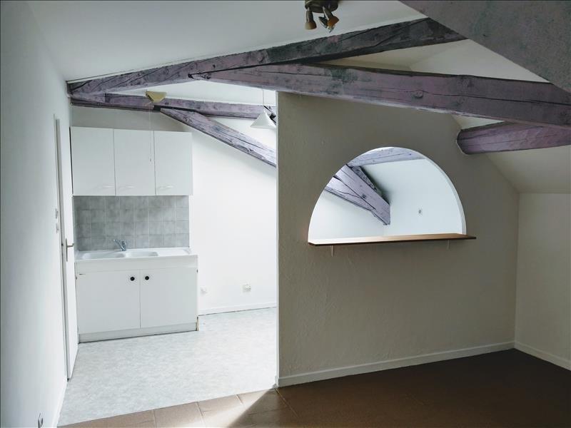 Sale apartment Nantua 29000€ - Picture 1