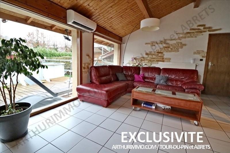 Sale house / villa La tour du pin 179000€ - Picture 3