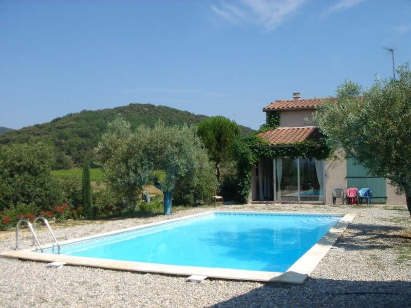 Vente maison / villa Vallon pont d arc 329900€ - Photo 1