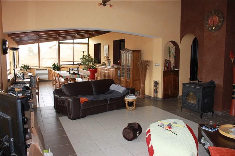 Sale house / villa Clonas sur vareze 335000€ - Picture 7