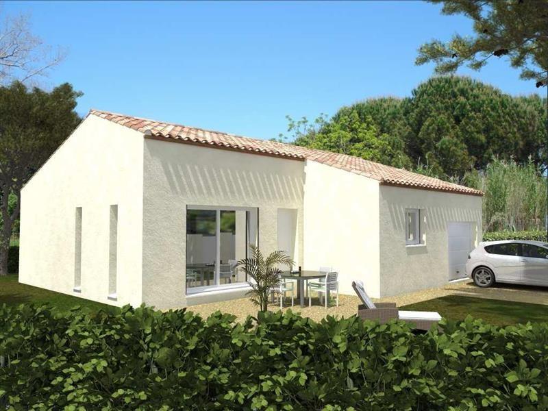 Maison  4 pièces + Terrain 628 m² Cazouls-Lès-Béziers par Domitia Construction