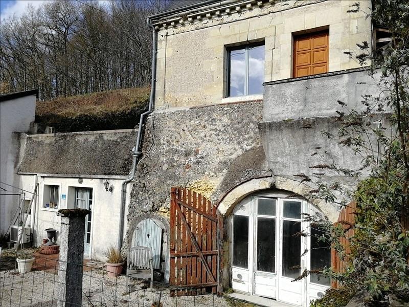 Vente maison / villa Chancay 96650€ - Photo 2