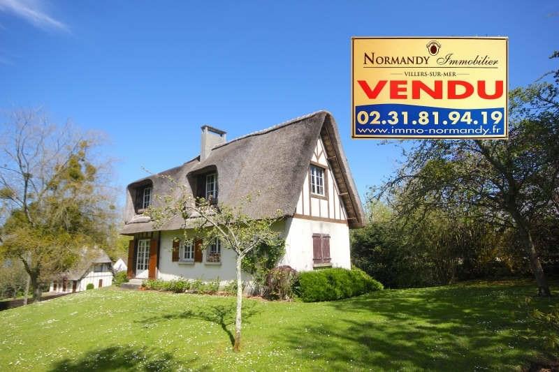 Vente maison / villa Villers sur mer 230000€ - Photo 1
