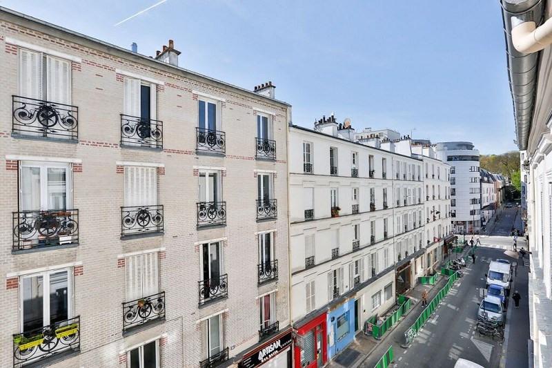 Vente appartement Paris 20ème 367000€ - Photo 10