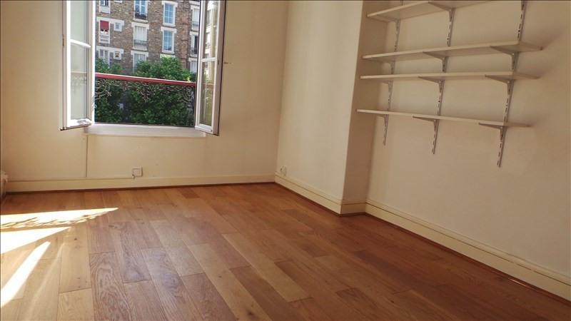 Rental apartment Asnieres sur seine 680€ CC - Picture 1