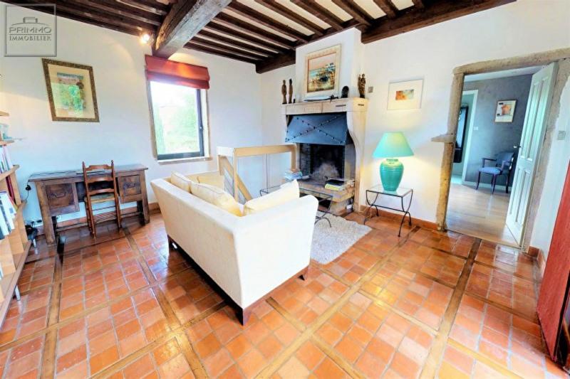 Deluxe sale house / villa Lissieu 850000€ - Picture 11