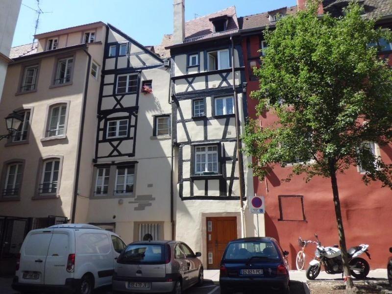 Verhuren  appartement Strasbourg 520€ CC - Foto 1