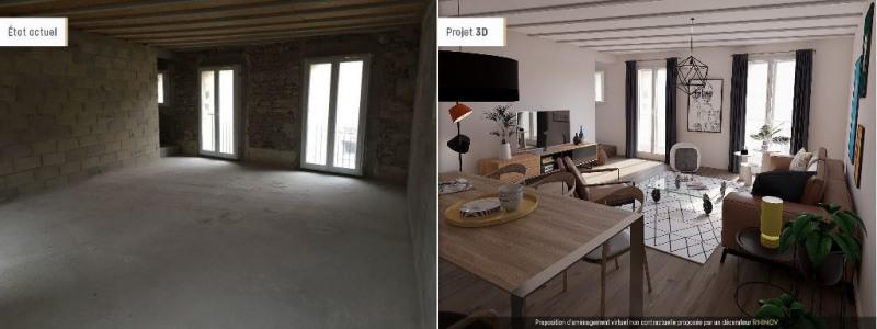 Sale house / villa Vauvert 139900€ - Picture 2