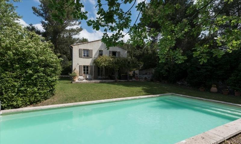 Verkauf von luxusobjekt haus Aix en provence 1390000€ - Fotografie 2