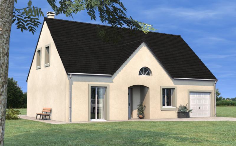 Maison  3 pièces + Terrain 787 m² Courville-sur-Eure par MAISONS ELISA