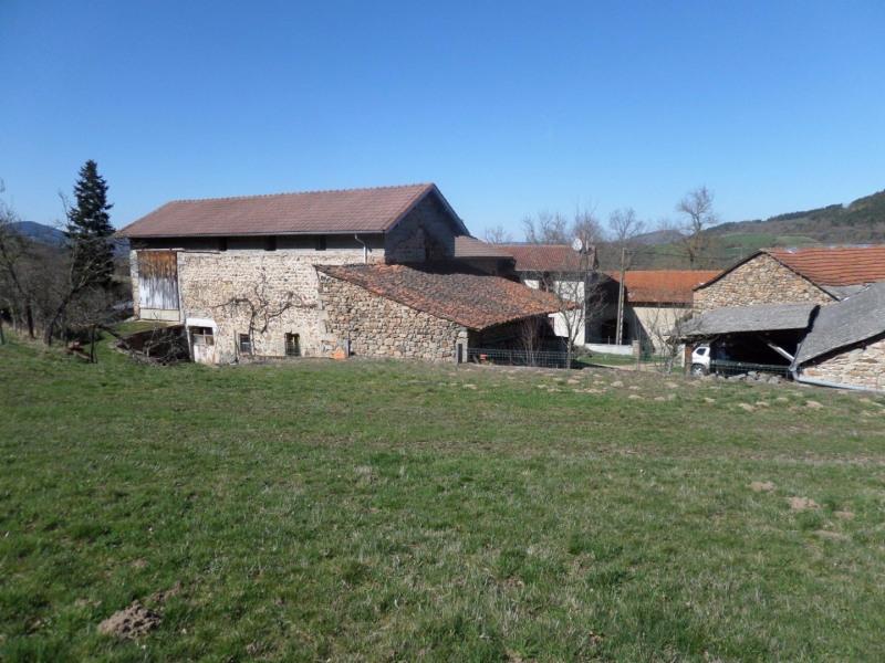Sale house / villa Malrevers 109000€ - Picture 1