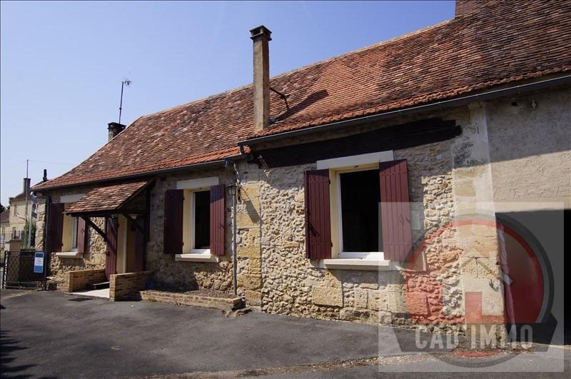 Sale house / villa St germain et mons 181500€ - Picture 2