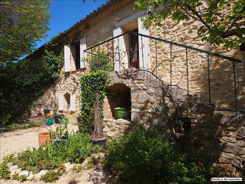 Vente maison / villa Uzes 339 000€ - Photo 1