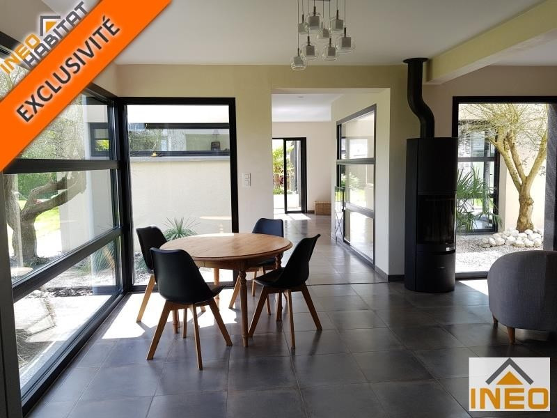 Vente maison / villa La meziere 436 800€ - Photo 1