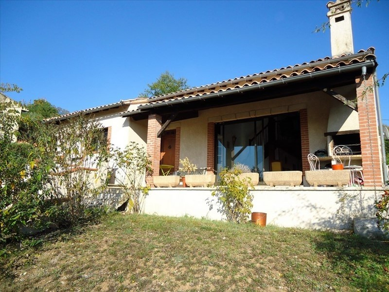 Revenda casa Puygouzon 263000€ - Fotografia 1