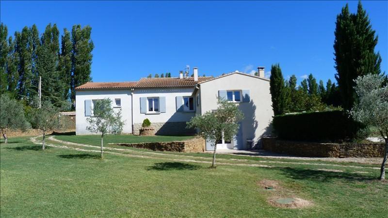 Verkoop  huis Aubignan 476000€ - Foto 5