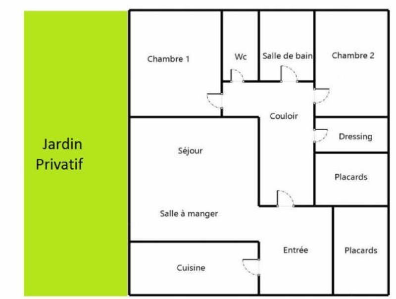 Vente appartement Boulogne billancourt 550000€ - Photo 7