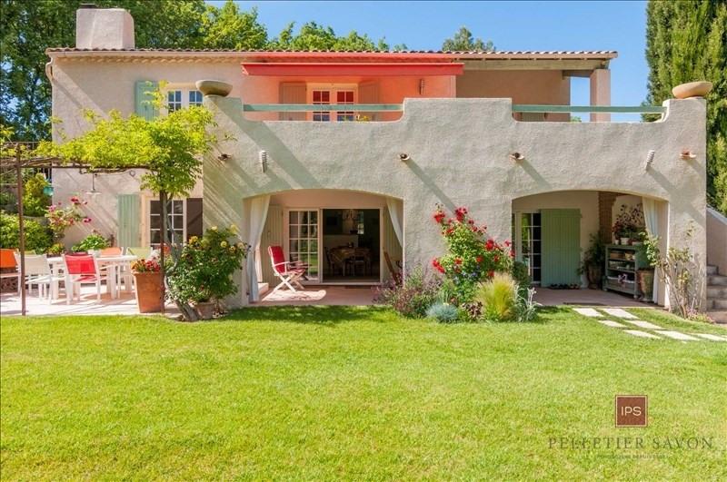 Vente de prestige maison / villa Le puy ste reparade 630000€ - Photo 2