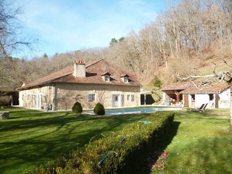 Deluxe sale house / villa Perigueux 780000€ - Picture 1