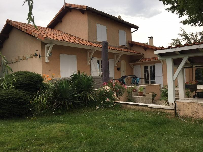 Vente maison / villa Valencin 462800€ - Photo 1