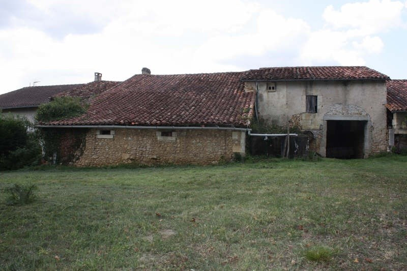 Sale house / villa Bourdeilles 34 000€ - Picture 1