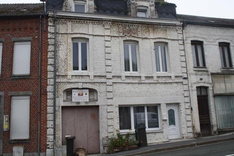 Vente maison / villa Fourmies 101600€ - Photo 1