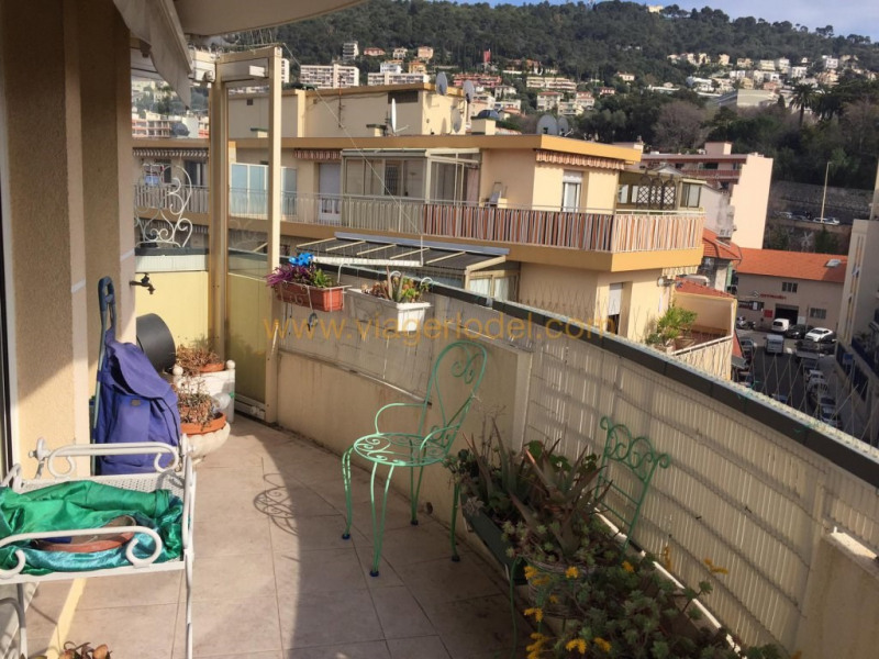 Life annuity apartment Nice 79 500€ - Picture 1